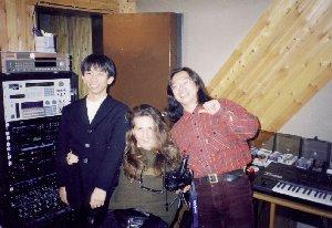 Bratt & Max Matsuura, Dino Oshino